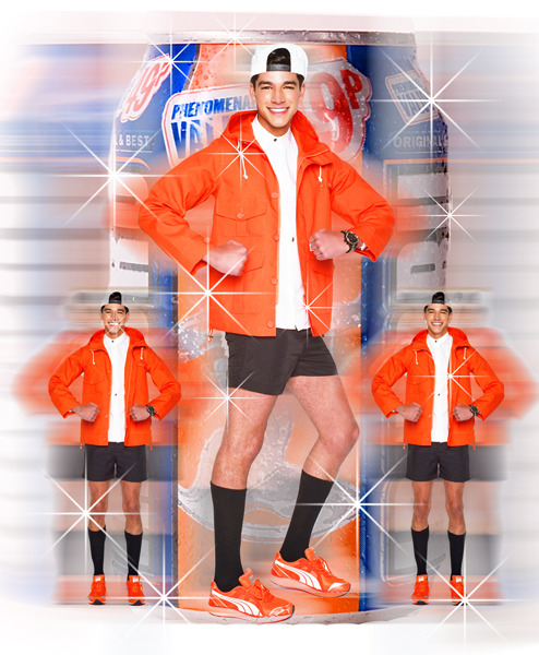 IRN BRU <3 WAD MAGAZINE. FULL EDITORIAL NOW ON MY WEBSITE <3 http://www.alispelleschi.com/FIZZY-POP