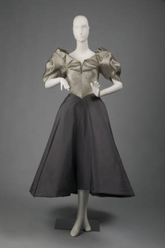 Dress Charles James, 1948 The Chicago History Museum