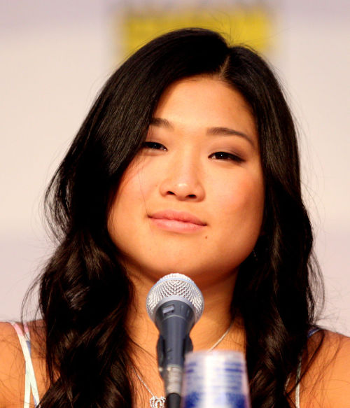 "Tina Cohen-Chang went from Glee's mousiest outcast to one of its sassiest, and now Jenna Ushkowitz — the 26-year-old actress who plays her — is penning a motivational memoir. Choosing Glee tells the story of Ushkowitz's rise to TV musical prominence — from being adopted by a Long Island family at age 3, to starring in the Broadway hit Spring Awakening, and to becoming an integral part of New Directions — all while offering advice to her fans. ""People ask me, 'How did you get here?'"" Ushkowitz said in a statement. ""Well, I learned how to fight for what I want. I learned to focus and work hard and not give up. I learned that every obstacle is really an opportunity. My goal is for you to walk away from this book looking at the world differently than when you started. It's about how to have, do, and be anything you want."""