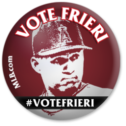 Reblog this to campaign for Ernesto Frieri! Click through to #VoteFrieri