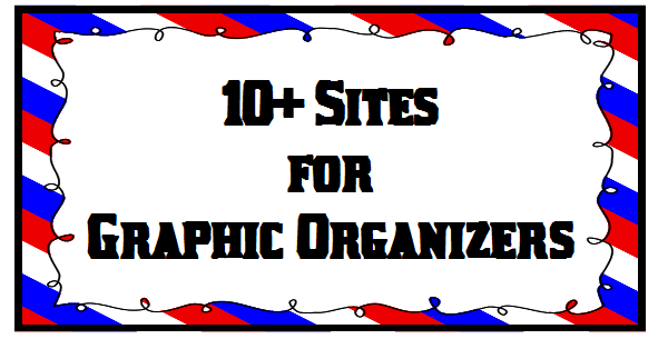 10+ Free Sites for Graphic Organizers…updated! #elemchat #spedchat #graphicorganizers Free Graphic Organizers from the Education Place Graphic Organizers Too many to count Mrs. Hughes' Place 60+ graphic organizers Education Oasis 50+ graphic organizers Recipes4 Success Create your own graphic organizers (Free version is good, can print but cannot save.) Freeology Nearly 100 graphic organizers Holt Graphic Organizers 30+ 42 Graphic Organizers and Generic Patterns Scroll down for pattern. Very nice! Teaching for Comprehension and Fluency Graphic organizers and how to use them. Teacher Files Colorful graphic organizers Writing Fun by Jenny Eather…Using text organizers to assist students with the writing process. All included in  Create Visualizations/Infographics