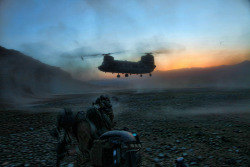 she-dreamt-she-was-a-bulldozer:  Afghan, International Security Forces Conduct Missions by DVIDSHUB on Flickr.Via Flickr: Members of an Afghan-international security force prepare to exit after searching a compound and detaining two suspected militants in Logar province, Afghanistan, May 24. (U.S. Army photo by Spc. Daniel Maffett)  Joint Combat Camera Afghanistan       Date: 05.24.2010 Location: Nuri Kalay, AF Related Photos: dvidshub.net/r/zqnhyb