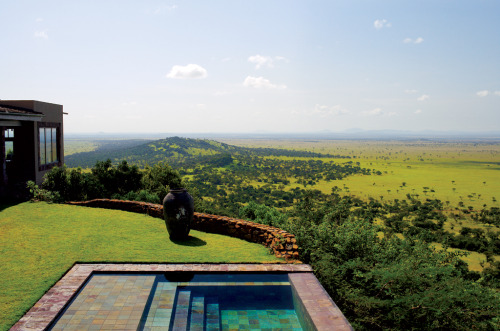 Decadent Hotel Stays | Sasakwa Lodge at Singita Grumeti Reserves, Tanzania