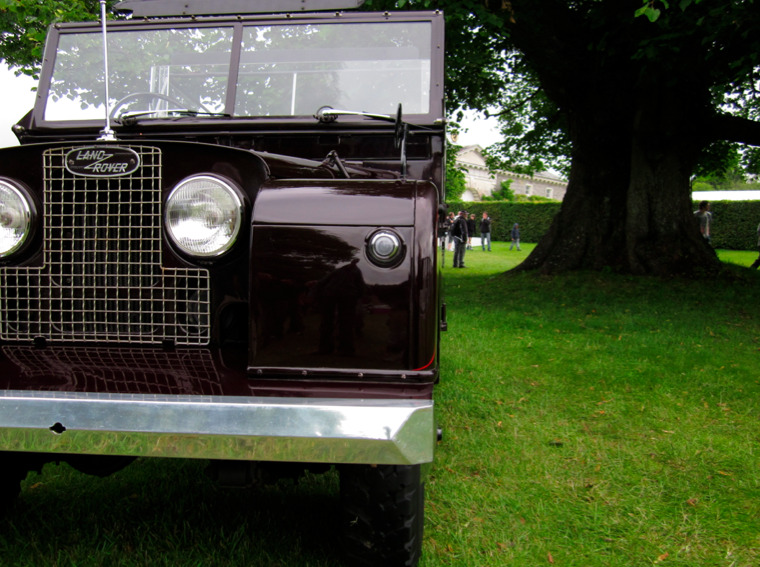 Gorgeous #Landrover Closeup