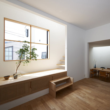 uncommoncut:  Housein Futako-Shinchi / Tato Architects