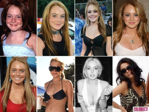 Happy 26th birthday Lindsay Lohan!