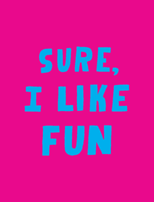 willbryantplz:  Sure, I like fun. A third design that will be available as a print & koozie.