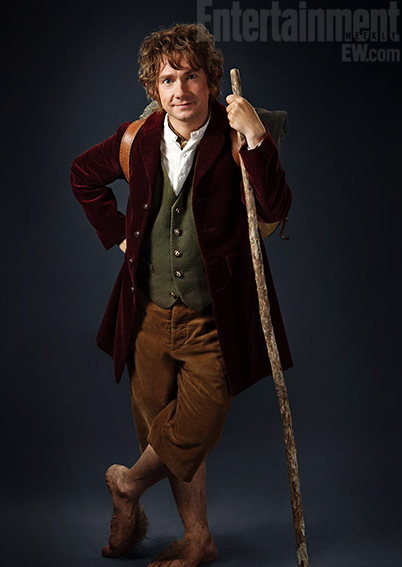 fuckyeahmartinfreeman:  New pictures of The Hobbit cast in costume from EW.com.