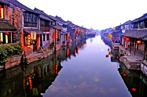 "City Spotlight: Shanghai, China! Discover the ""Venice of the East"" with the Zhouzhuang Architecture Tour"