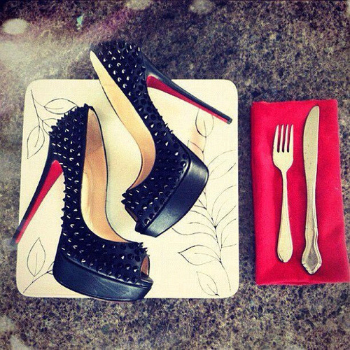 j'adore slutty Loubs!!
