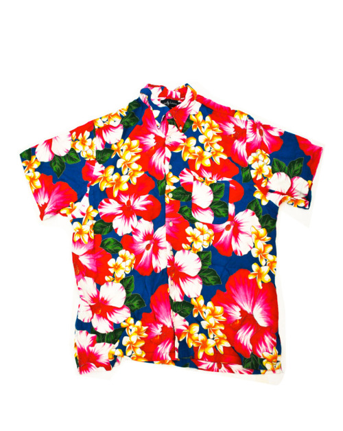 vintagexlife:  Ralph Lauren Hawaiian Shirt