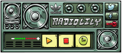 RADIOLILY.COM PLAYER