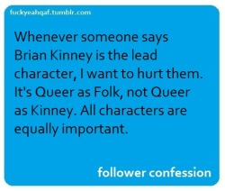 fuckyeahqaf:  Send us you follower confessions. Click the link, mention 'FC' and confess!  True but not. LOL