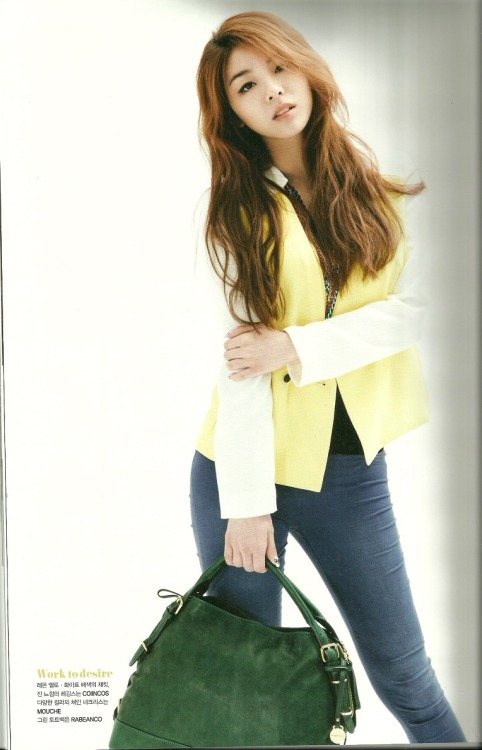 fuckyeahailee:  ailee for fast magazine  credit: daum source: angelic-ailee