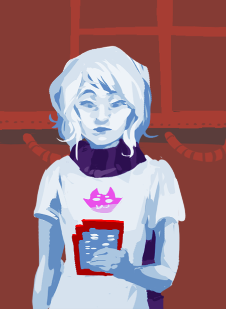 hk-homestuck:  Day 2: Fave Kid (post-scratch)