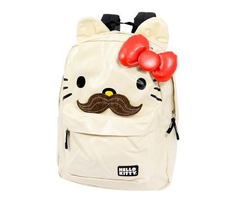 i REALLY want this :) who wouldn't? its hello kitty and a mustache! can things get better than this??