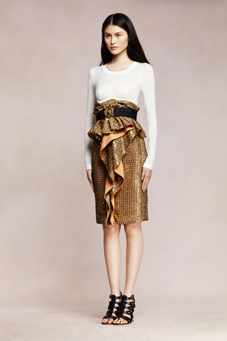 Sui He for Altuzarra, resort 2013