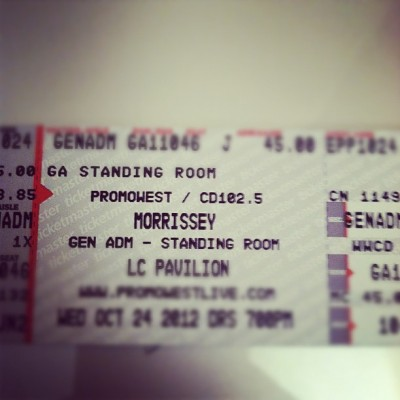 Can't wait. (Taken with Instagram)
