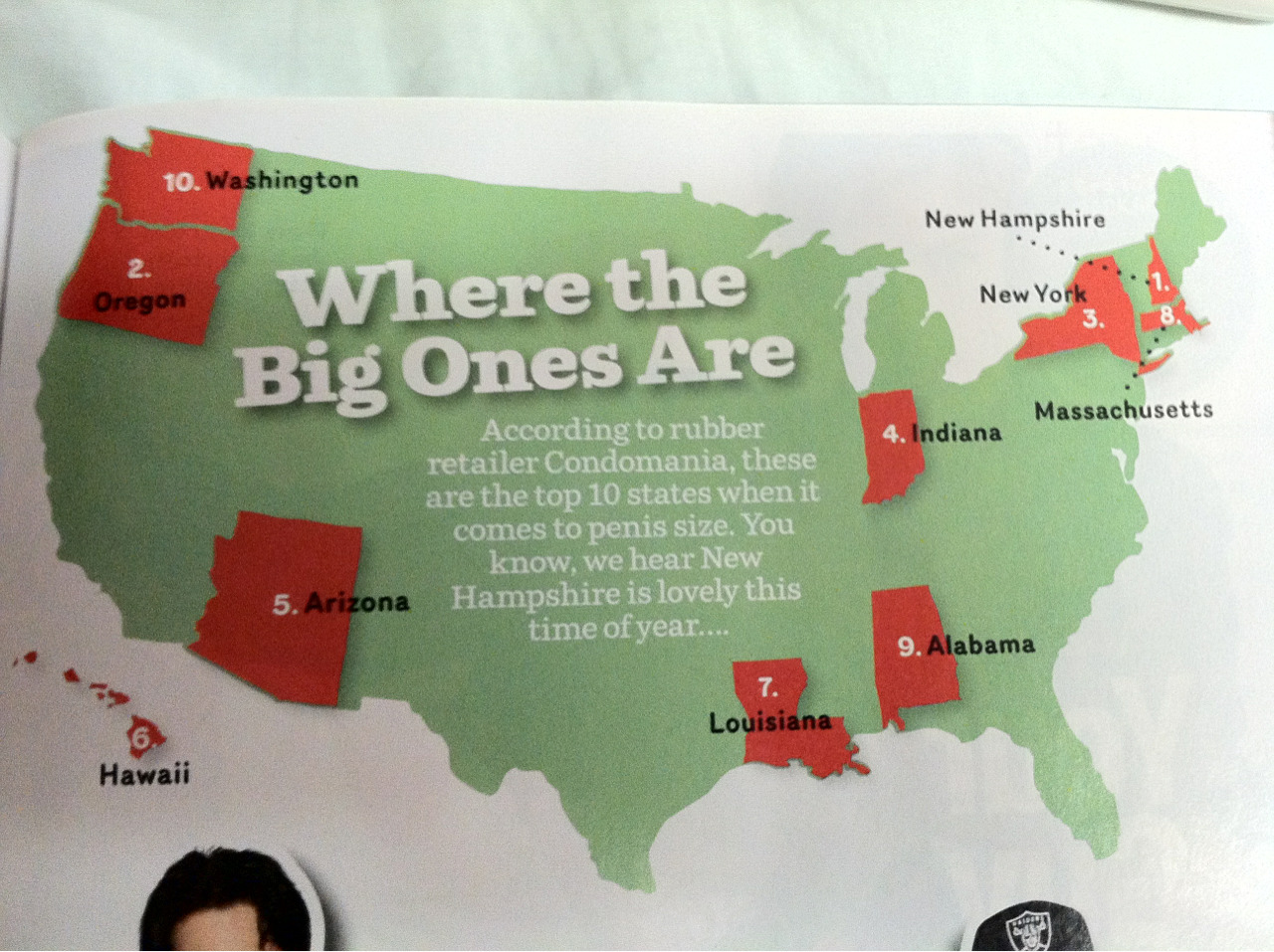 squirm-little-bookworm:  NH representing with its massive manhood. how is everyone NOT impressed that my home state is coming in for the win?     I don't have a penis, but heeeeyyyy New Hampshire. Represent!