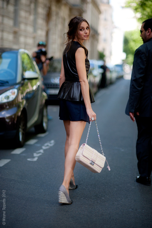 Street Style Aesthetic » Blog Archive » Paris – Olivia Palermowaynetippetts.com Olivia Paler­mo leav­ing the Dior cou­ture show.This entry was post­ed on Mon­day, July 2nd, 2012 at 10:22 pm and is filed under Street Style. You can fol­low any respons­es to this entry through the RSS 2.0 feed. You can leave a response, or…  Gorg.