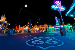 Cars Land - Get Your Kicks on Route 66 by Tom Bricker (WDWFigment) on Flickr.