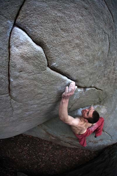 climbing-beast:  Photo by: Jim Thornburg  Isn't that the Shield at LRC?