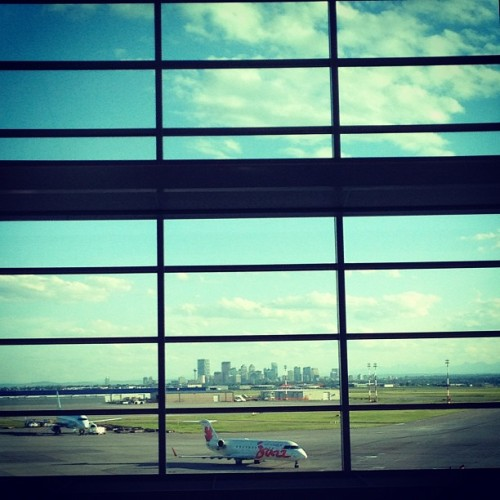 Taken with Instagram at Calgary International Airport (YYC)