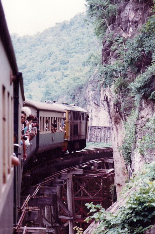 milktree:  Death Railway in Thailand (1994)