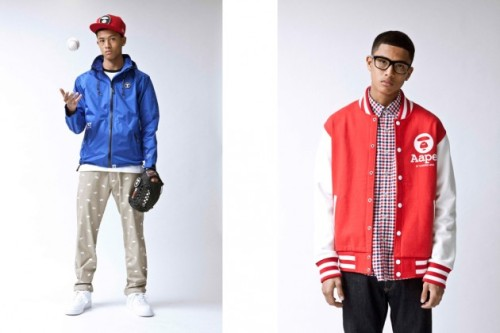 AAPE by A Bathing Ape Spring/Summer 2012 Lookbook