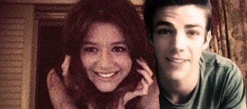 Requested by: ashleigh-cahill  Eleanor Calder and Grant Gustin