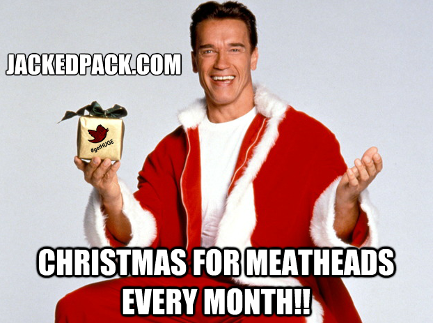 Look at this meathead! www.jackedpack.com