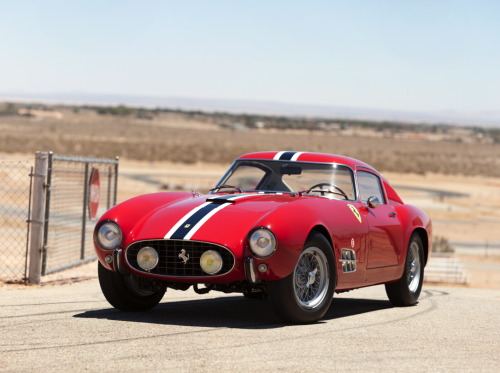 "coolerthanbefore:  1956 Ferrari 250 GT LWB Berlinetta ""Tour de France,"" chassis 0585 GT"