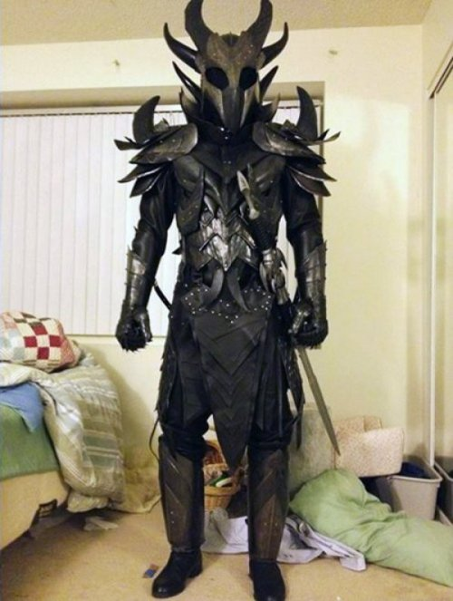 dysfictional:  Skyrim Cosplay