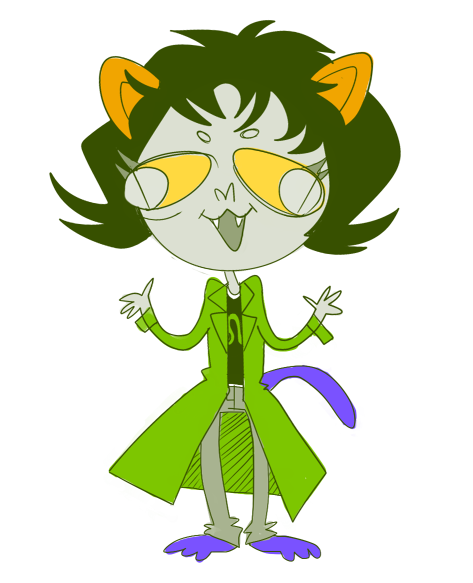 crunchcaptain:  The Best troll and my favorite nepeta is beautifula nd an angel. God Bless nepeta leijon