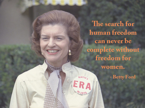 Betty Ford, Former First Lady of the United States and Junior League of Grand Rapids volunteer