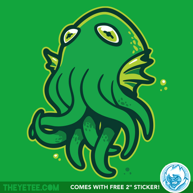 laughingsquid:  Call of the Kerthulu by WinterArtwork