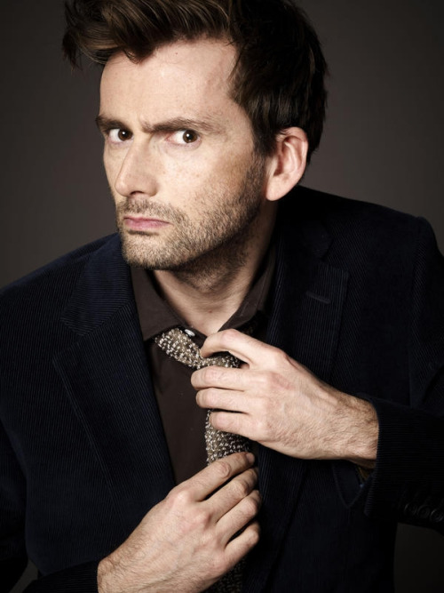 hotchaolic:  50/100 David Tennant