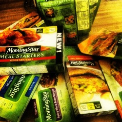 #sale #morningstar #wegmans #vegetarian #fatkid #lazy  (Taken with Instagram)