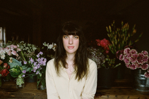 olivemylove:  Amy Merrick in her studio by Parker Fitzgerald  This lady is such an inspiration.