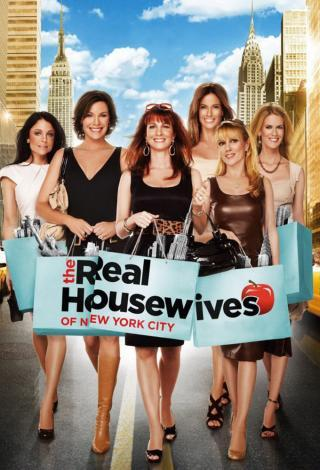 I am watching The Real Housewives of New York City                                                  119 others are also watching                       The Real Housewives of New York City on GetGlue.com