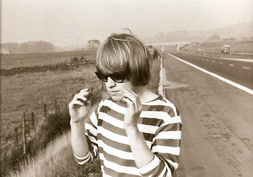 "On this day in 1969, Brian Jones passed away. ""There had been no love lost between Brian and the workmen, and a couple of days before his death Brian went up to London and stopped the workers wages, leading to an even bigger rift. On the night of his death, Brian had gone to the garage flat to try and clear the air with Thorogood, inviting him and friend Janet Lawson to the main house for a drink. Thorogood had suggested they went for a swim and Anna joined them in the pool until Janet called to say there was a phone call for her. It was while Anna was in the house taking the call that Brian drowned. She alleges that Thorogood warned her afterwards to keep her mouth shut and stick to the story he had given in his statement, that Brian appeared to have been drinking heavily."" Rest in Peace, Brian. You're such an inspiration to me and you'll always be my favorite Rolling Stone"