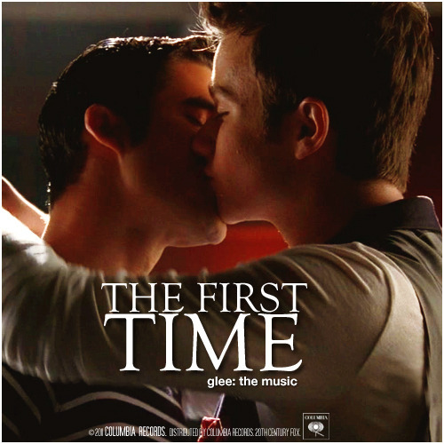Glee: The Music, The First Time Requested Klaine Album Cover
