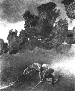 whistlebitches:  Beksinski