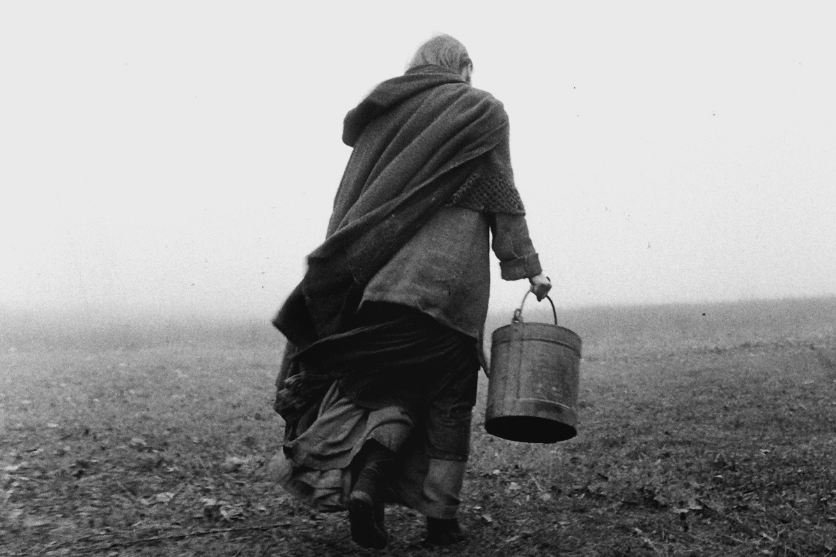 bryanschutmaat:  Still from Bella Tarr's The Turin Horse.