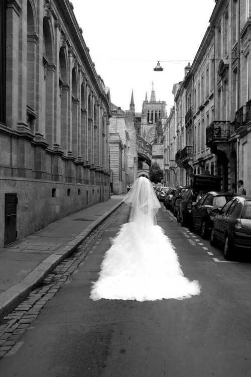 La mariée en colère