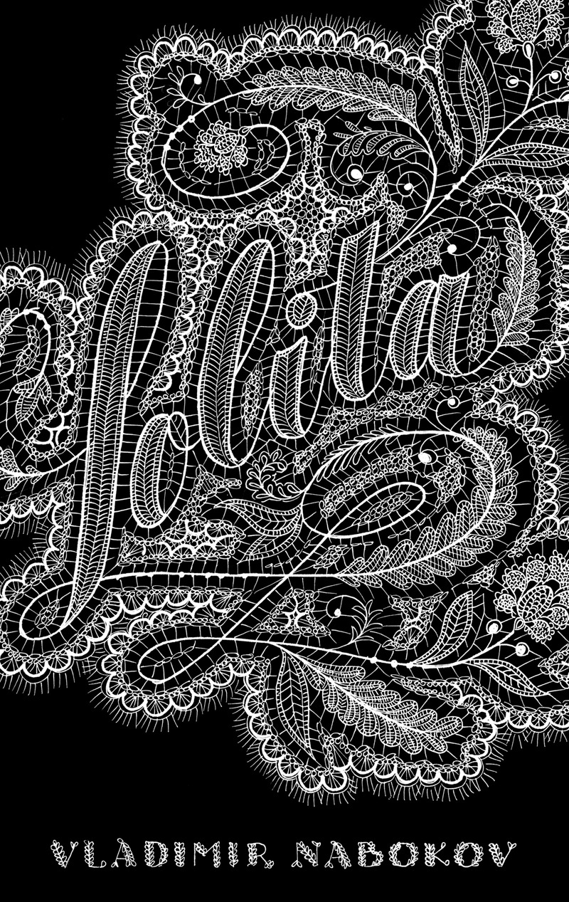 typeverything:Typeverything.com - The Lolita Cover Project by @JessicaHische.