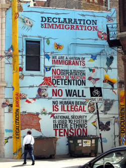 Declaration of Immigration by duncan on Flickr.