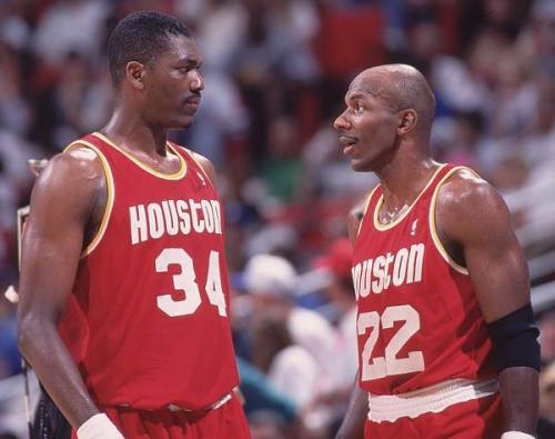 Houston's own.  Dream and The Glide