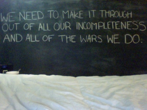 yay ed lyrics on my wall <3 i like this photo better cos you can't see my annoying lamp thing.