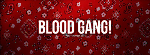Blood Gang 2 Facebook Cover